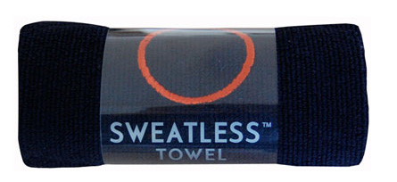 Sweatless towels