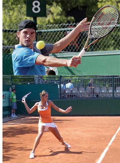 Wilson Players Advance to Main Draw - Tennis Industry news