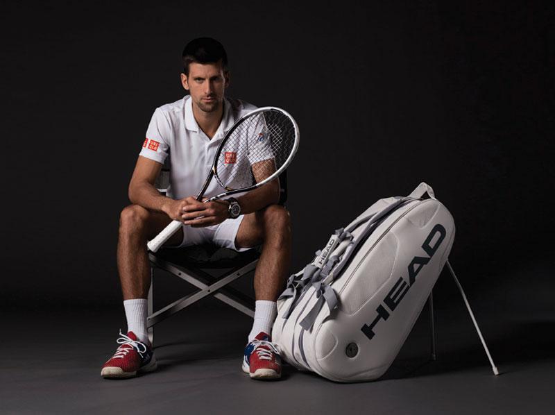 Djokovic S New Bag Tennis Industry News