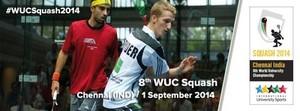 8th FISU World University Squash Championship
