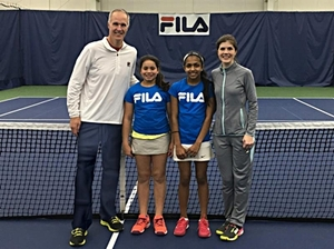 FILA and ITHF launch new program