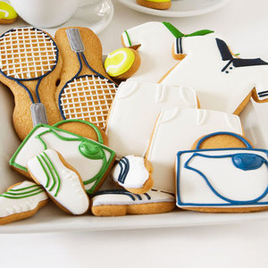 'Serving' up treats for Wimbledon