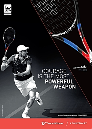 New T-Fight from Tecnifibre