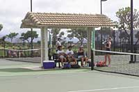 Central Oahu Regional Park Tennis Center
