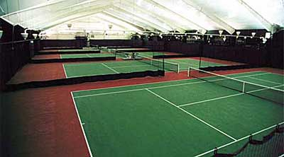 West Branch Tennis Club