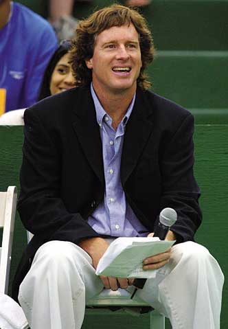 Steve Bellamy of The Tennis Channel