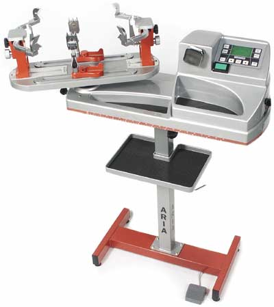 Stringing Machine Selection Guide 2004 - Tennis Industry
