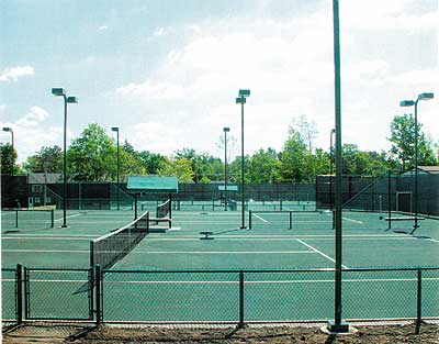 Chautauqua Tennis Center