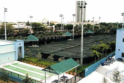 North Shore Park Tennis Center