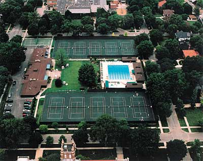 River Forest Tennis Club