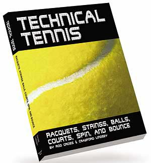Technical Tennis, by Rod Cross and Crawford Lindsey