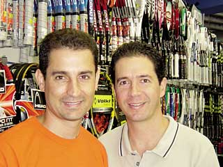 Felipe and Leon Echevarria