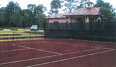 Heathrow Country Estates Tennis Facility