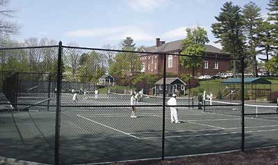 Roxiticus Gold Club Tennis Facility