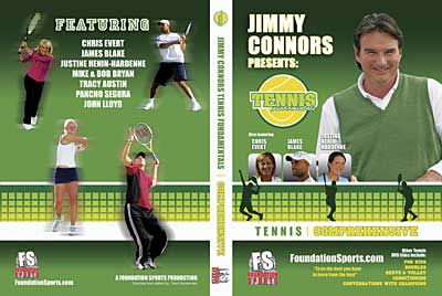 Jimmy Connors DVD