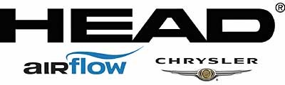 Head Airflow Chrysler promotion