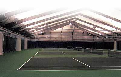 Indoor court of the year