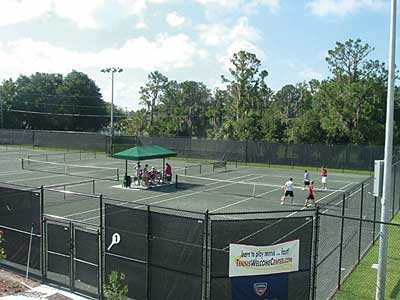 Ellis Methvin Tennis Center