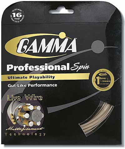 Gamma Professional Spin