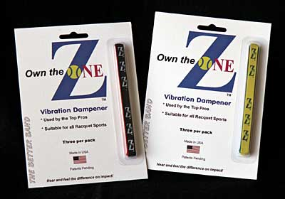 Own the Zone VibrationDampeners