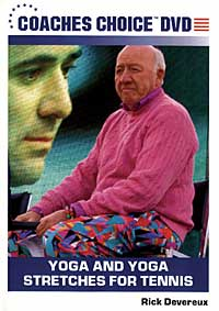 Yoga for Tennis DVD
