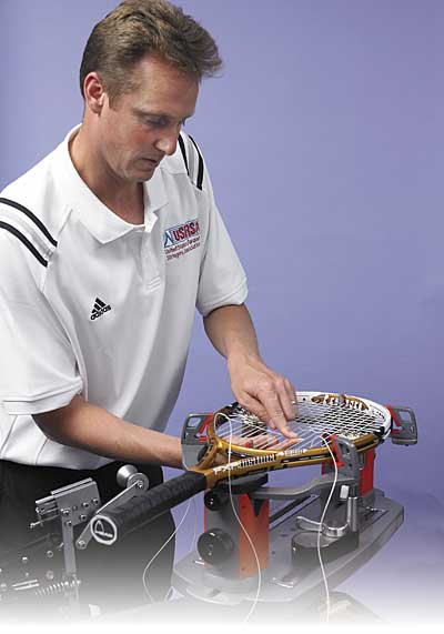 2007 Stringing Machine Guide