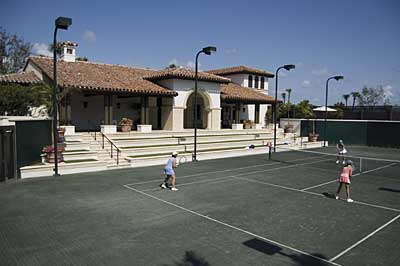 Cloister Tennis Center at Sea Island
