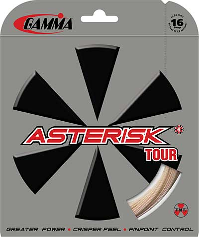 Gamma Asterisk Tour