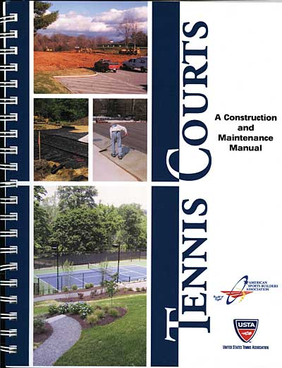 Tennis Courts manual