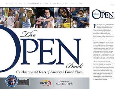 40 Years of the US Open