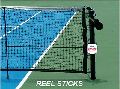 Reel sticks
