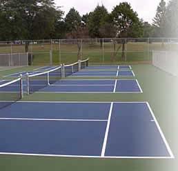 Short Division - Tennis Industry