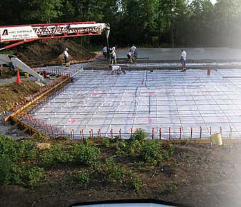 court construction