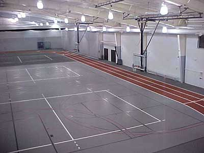 indoor courts