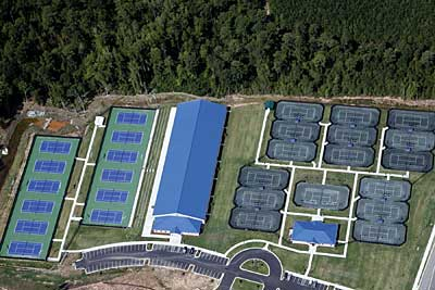 Yarbrough Tennis Center