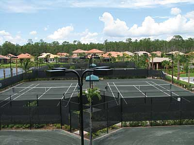 Paseo-Fort Myers Tennis Facility