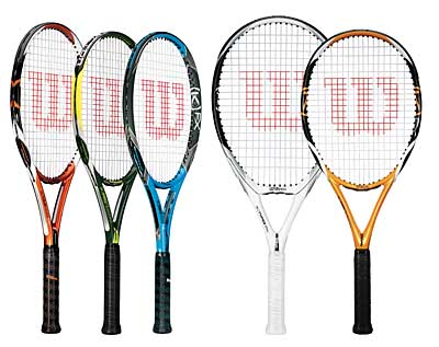 Wilson trade-up racquet program