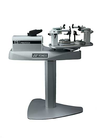 New Stringing Machines for 2009 - Tennis Industry