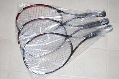 racquet poly bags