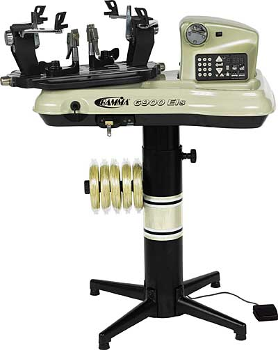 New Stringing Machines for 2010 - Tennis Industry