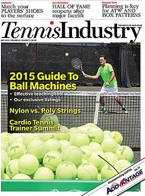 Tennis Industry magazine